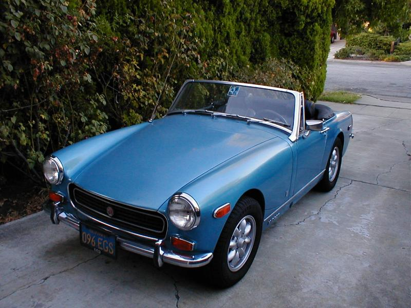 Mg midget high rpm help